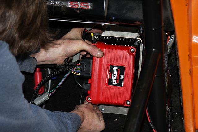 bangshift com bangshift tech  msd powergrid install and
