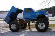 Racing Junk Find: A 1989 Ford Old School Show Monster Truck - You Know You Want It!