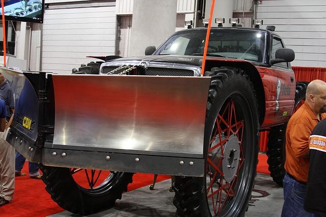 The Huge Yeti Truck