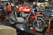 Shop Tour Gallery: Yoshi Kosaka's Garage Company - Vintage Motorcycle Heaven