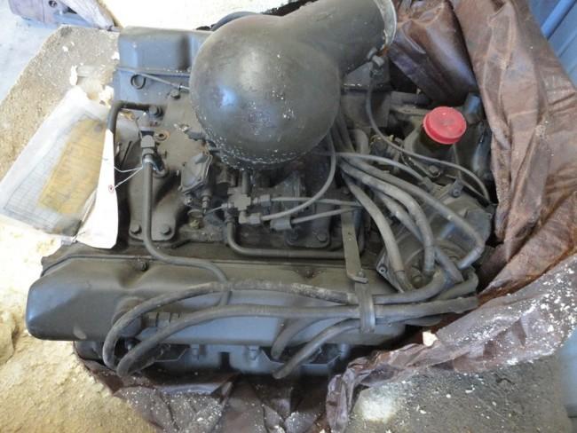 BangShift com eBay Find: A Never Run, Military-Spec Chrysler