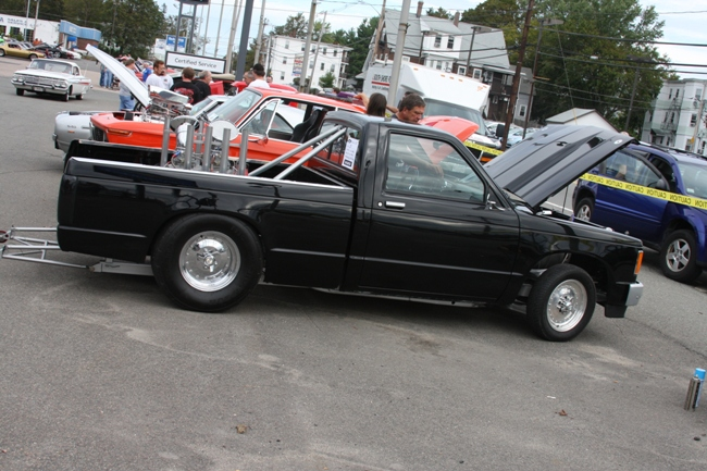 S10 with 500 cubic inch Cadillac motor