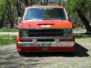 Found: 1977 Ford Denimachine Van For Sale in Canada