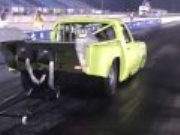 Drag Video: The Baddest Dodge D-100 Truck in History
