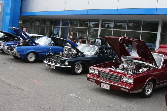 Bangshift Com Car Show Gallery The Desantis Chevrolet Car