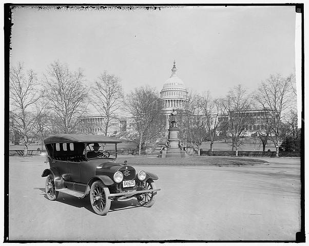 A Brockway car in Washington