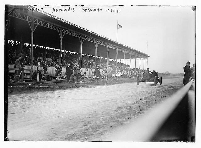 Indy racing circa 1910