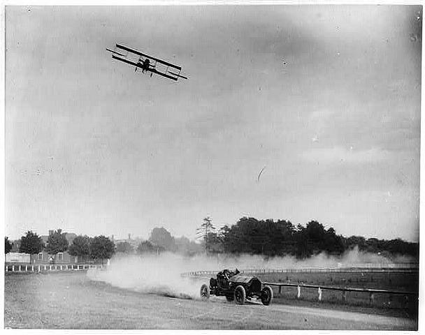 Oldfield racing plane