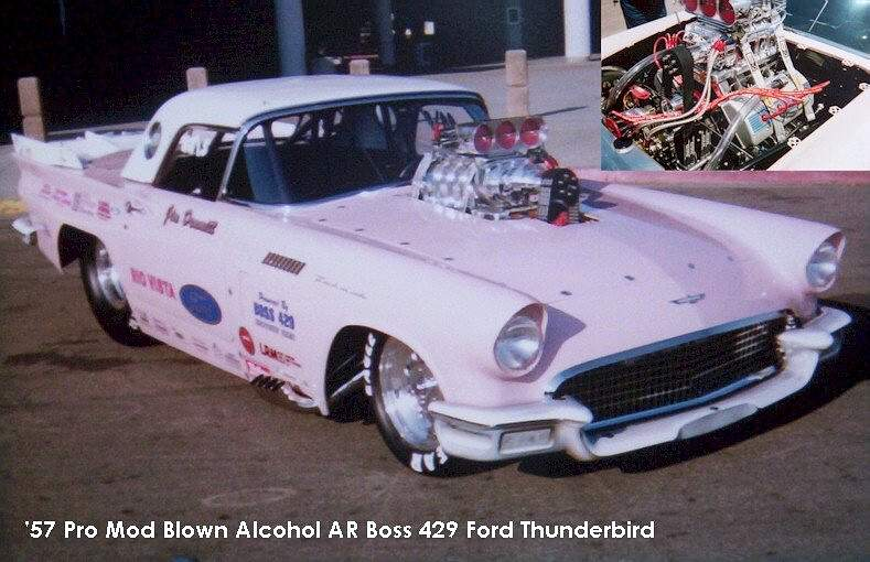 Blown Alcohol 57tbird