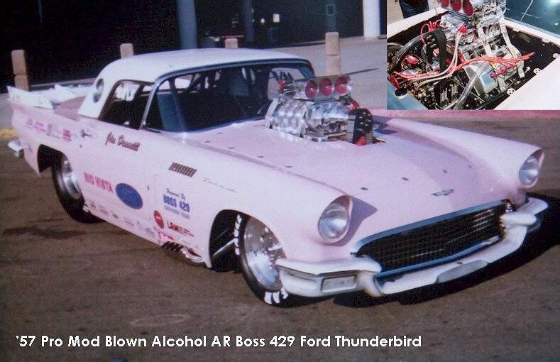 Blown Alcohol 57tbird