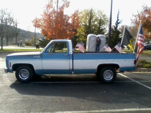79 Chevy Truck >> 74 Novaman S 1979 Chevy Truck Ls Swap 5 6 Drop The Bangshift