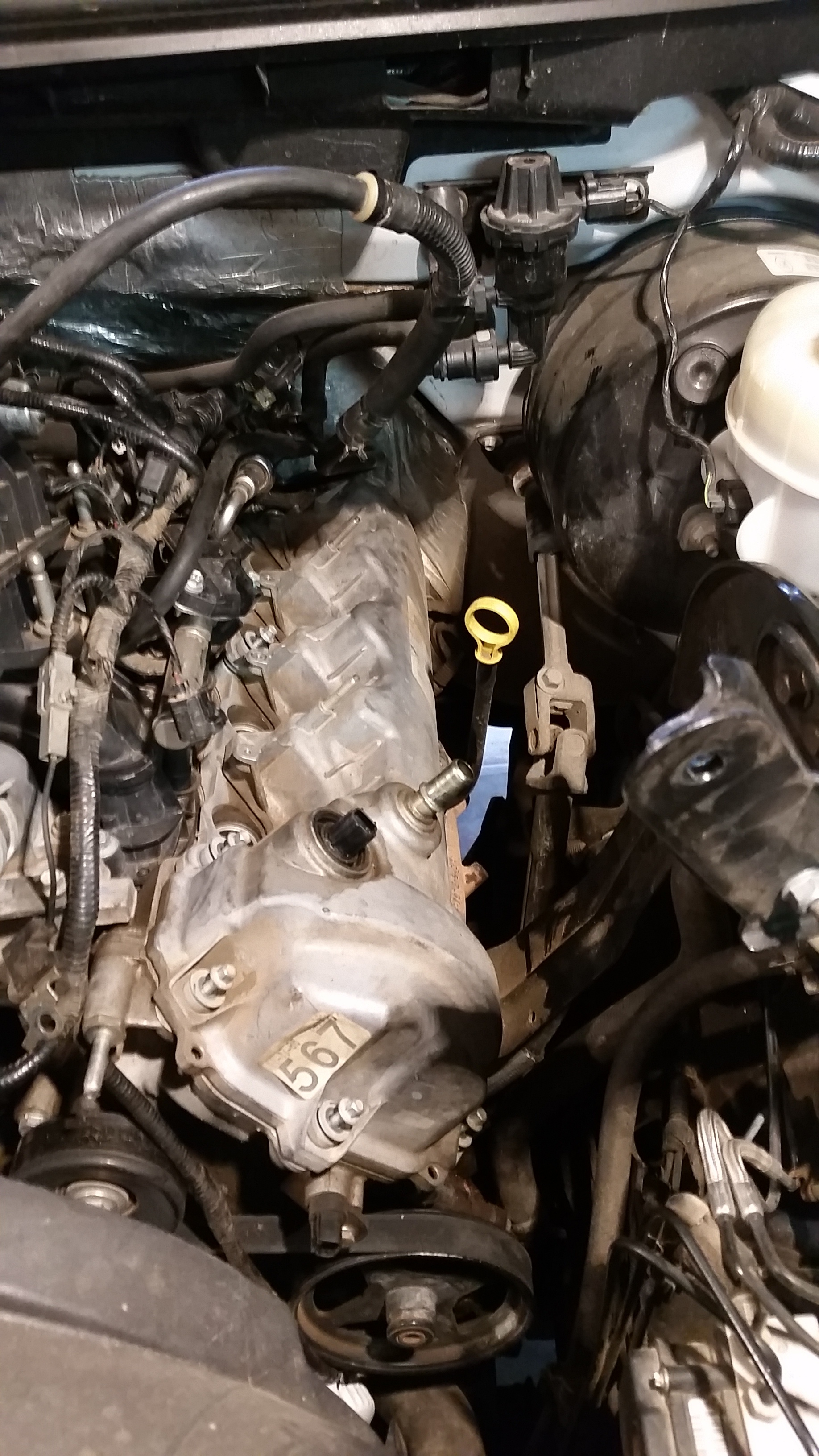 2007 Ford 5 4L cam phaser lockout install! - The BangShift com Forums