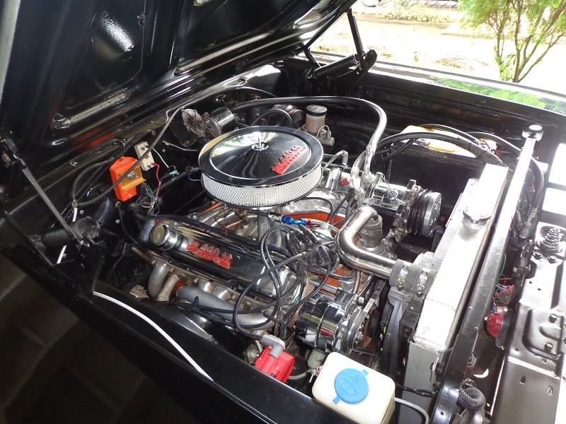Need help with Horsepower numbers on a 440 Mopar - The