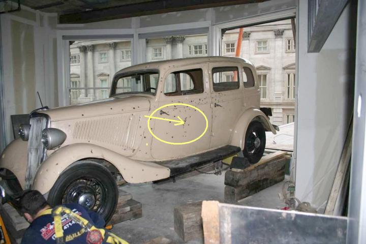 Bonnie And Clyde Car >> Clyde Barrow and Bonnie Parker - The BangShift.com Forums