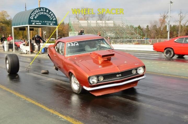 Wheel Spacers The Bangshift Com Forums