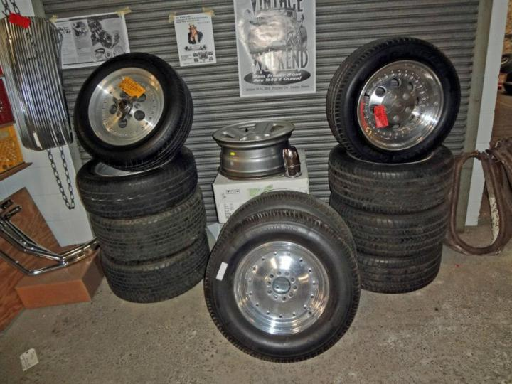 Where Did All The Centerline Champ 500 Wheels Go The