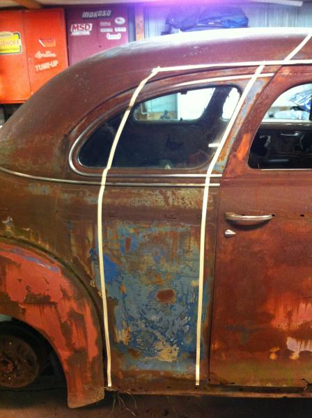 The 41 Pontiac Quot Garbage That Barfed Quot The