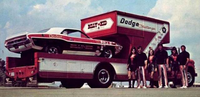 vintage race car haulers  bangshiftcom forums