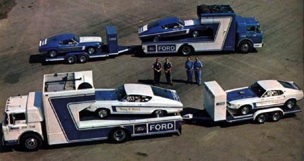 Vintage Race Car Haulers The Forums