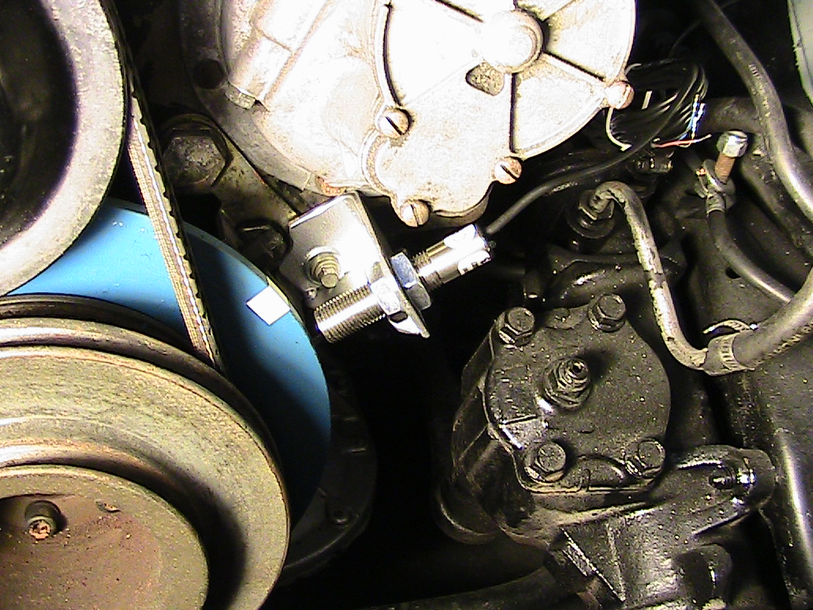 Mutt The Race Truck Forums Wiring Harness These Are Just Different Views Of Bracket And Sensor In Place Big Chunky Thing On Top It Is Vacuum Pump Which Will Go Away As Soon