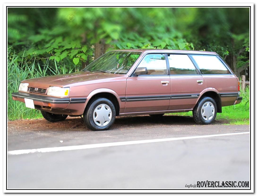 How Long Do Subarus Last >> 1987 subaru: dual range - The BangShift.com Forums