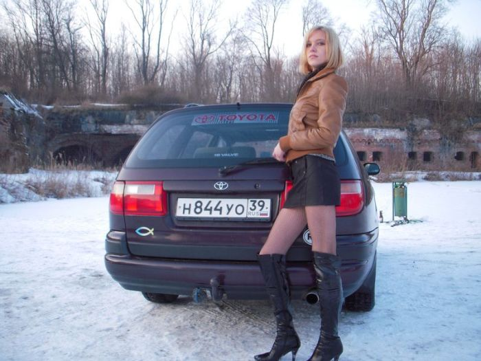 частное фото русских телок