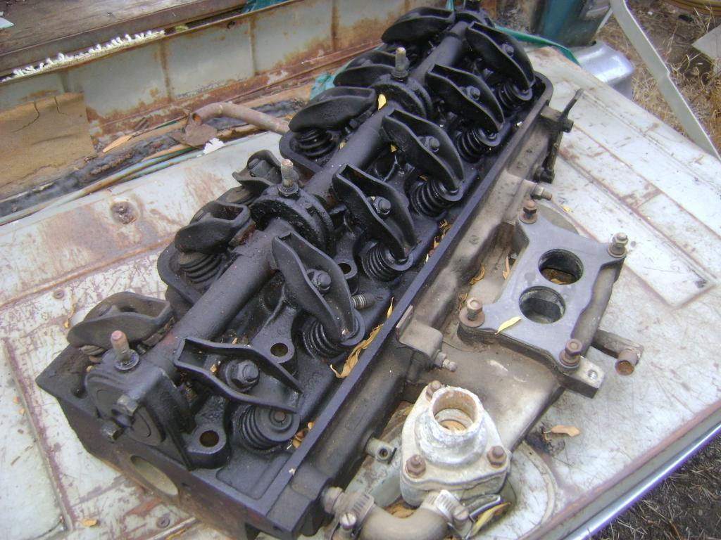 what the heck engine is this in a 39 64 jeep j10 truck. Black Bedroom Furniture Sets. Home Design Ideas