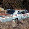 Roadtrippin to junkyard63