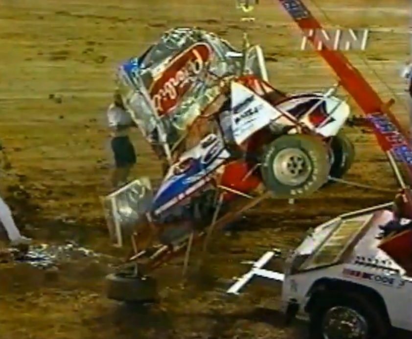 Great Video: The Weekend They Made Bristol Motor Speedway A Dirt Track – World Of Outlaws Action On The Wildest Short Track In The Country