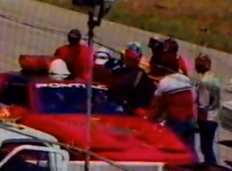Watch Actual Broadcast Footage From The Day A Guy Stole The NASCAR Pace Car In 1986 – Unreal!