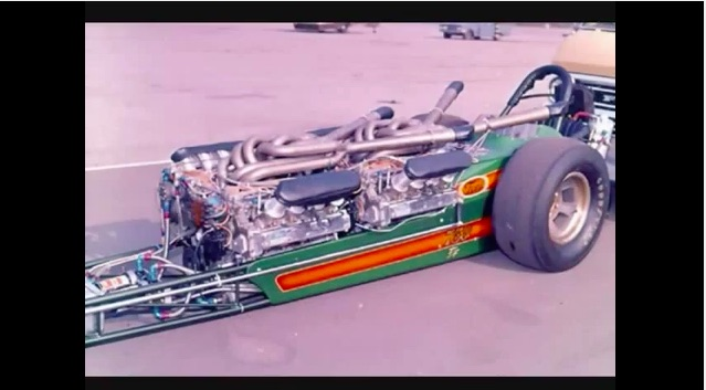 Drag History Video: The Story of the Double Trouble Twin Engine Slingshot