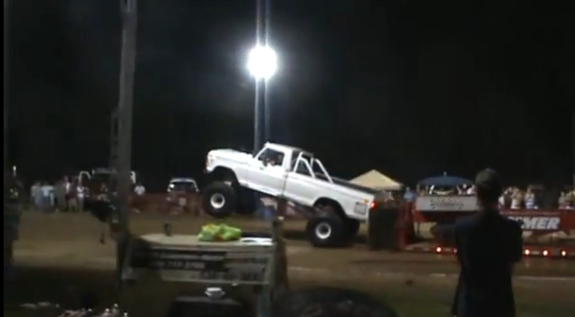 Big Stupid Fun: The Coolest Ford Pulling Truck Ever