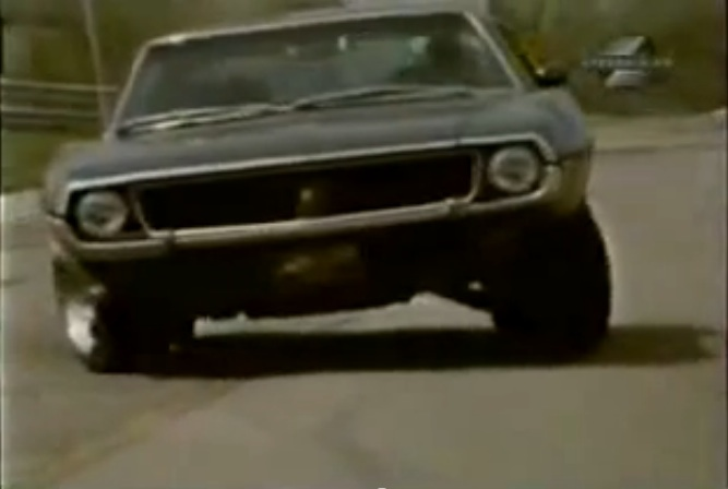 Vintage Road Test: The 1971 AMC Javelin on Car and Track