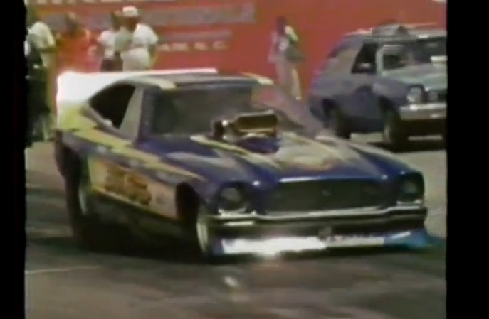 Great Historic Drag Video: Nitro Funnies, Pro Stockers, and Top Fuel from Rockingham, Circa 1975
