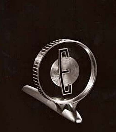 Cool Old Press Photo: The First Edsel Teaser Press Release