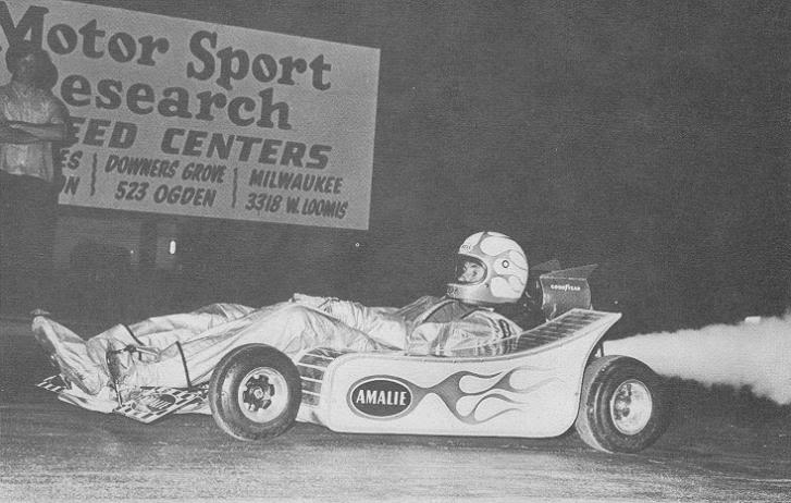 The Life and Rocket Propelled Times of Captain Jack McClure, One of Drag Racing's Most Incredible Performers