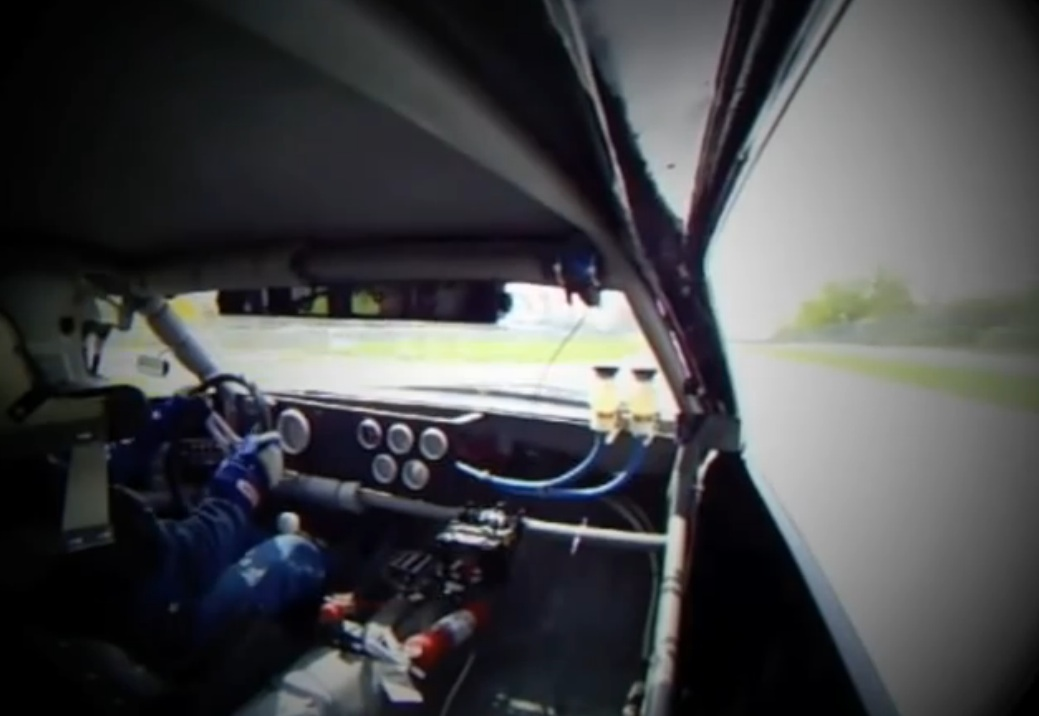 Go For A Lap of Road America in a Jerico Equipped 1970 Mustang Road Racer