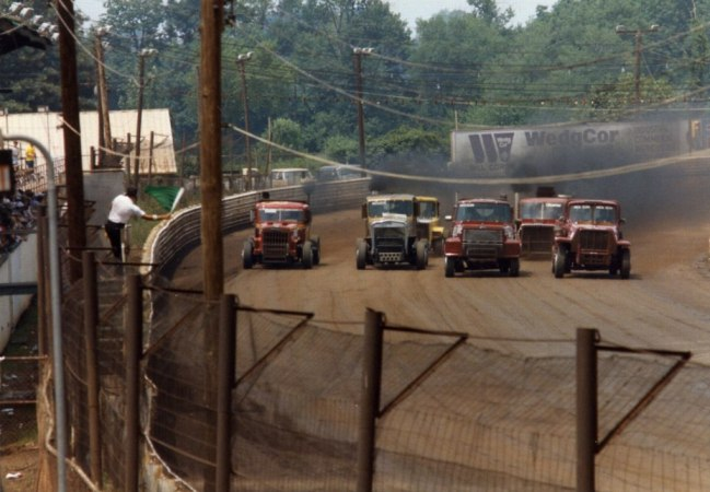 Best Of BangShift: The Twisted Tale of the Great American Truck Racing Series