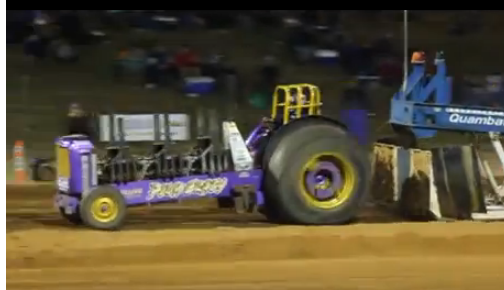 Pulling Carnage Video: When the Weight Sled Fails, Bad Things Happen