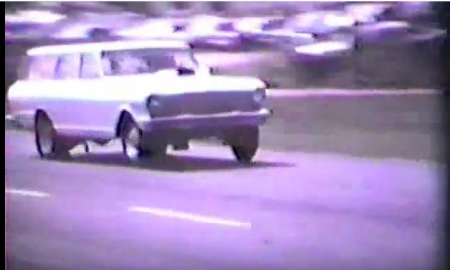 Vintage Drag Racing Video: Shuffletown Dragway Circa 1974