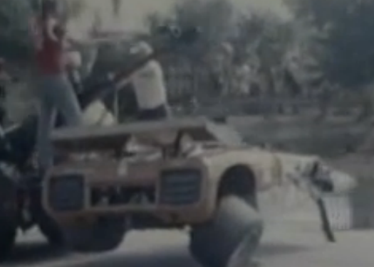 Awesome Historic Video: Road Racing on the Streets of Pontiac Michigan in 1975