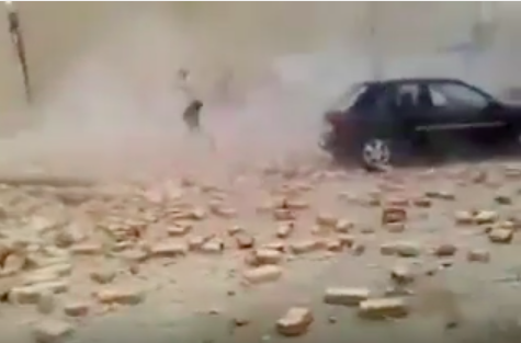 Goofy Video: Little Car Makes a Big Mess And Nearly Kills Driver In The Process