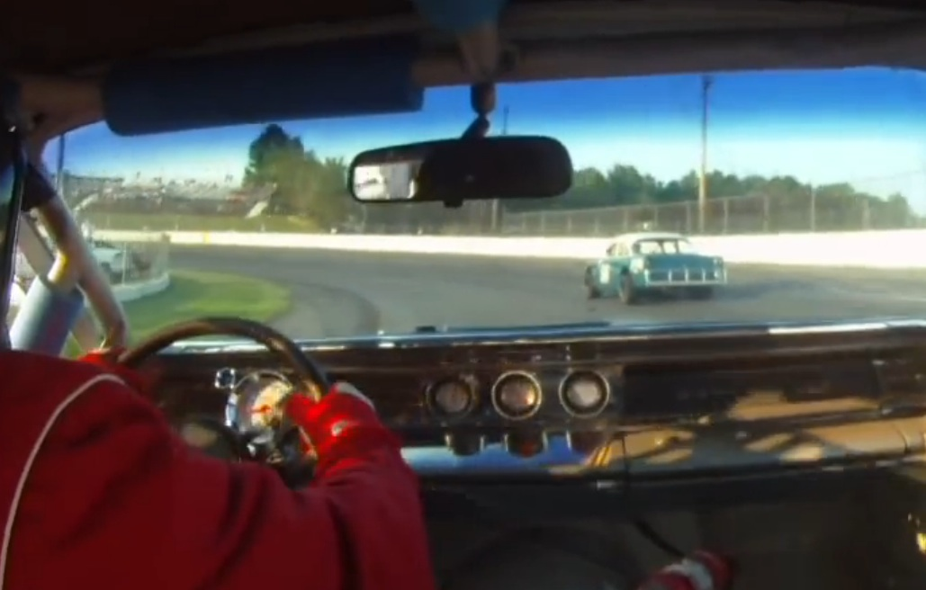 Ride Along In A Vintage 1963 Pontiac Stock Car At Hickory Speedway – Nostalgia Stock Car Racing Rules