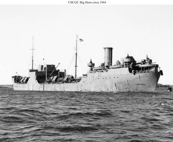 The Big Horn a WWII American Q-Ship