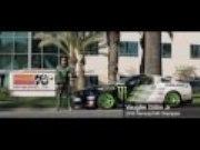 Awesome New Video: Vaughen Gittin Jr. Chasing R/C Vaughn Gittin Jr. at K&N HQ! Drifting Insanity!