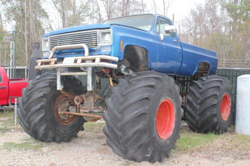 find monster trucks