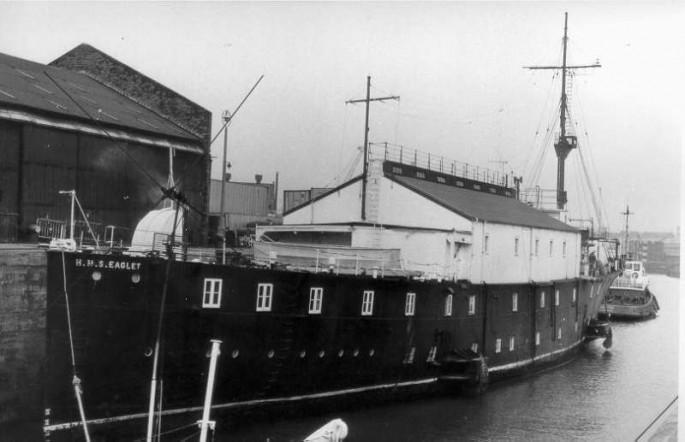 WWI British Q-ship
