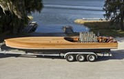 AMAZING 1920S ERA, 1900HP SPEED BOAT TO BE AUCTIONED – KILLER AQUATIC HOT ROD!