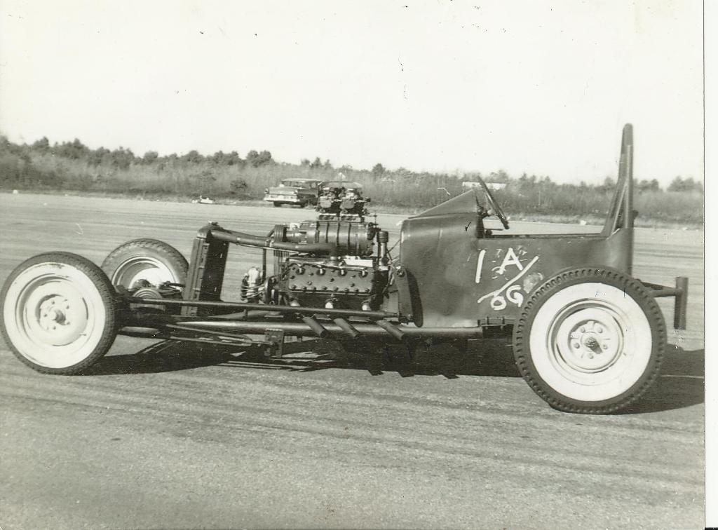 Feature: The Bannister Dragster, A 1950s Rail That Oozes Killer Hot Rod History
