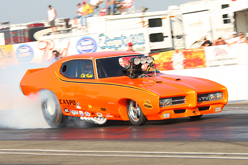 Gallery: 50 Photos of Nostalgia Funny Cars